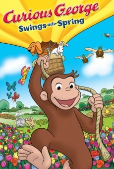 Curious George Swings Into Spring on-line gratuito