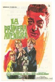 Ver película La primera aventura