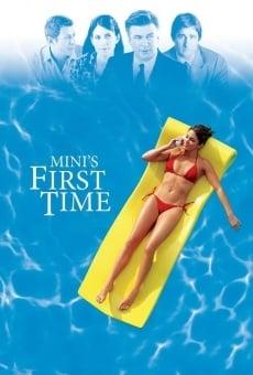 Ver película La primera vez de Mini