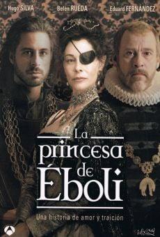 Ver película La princesa de Éboli