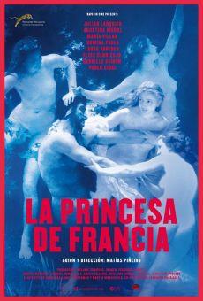 La princesa de Francia online