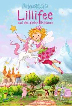 La princesa Lillifee y el pequeño unicornio (Lily, la princesa hada y el unicornio) on-line gratuito