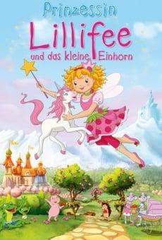 Ver película La princesa Lillifee y el pequeño unicornio