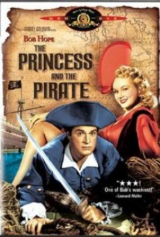 Ver película La princesa y el pirata
