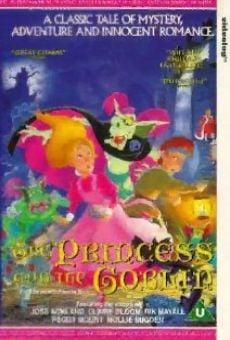 La princesa y los duendes online gratis