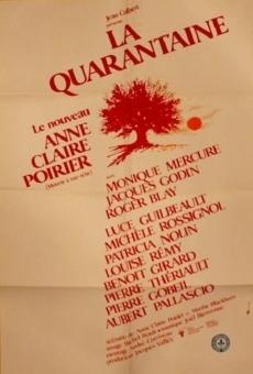 Ver película La Quarantaine