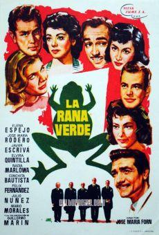 Ver película La rana verde