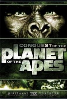 Conquest of the Planet of the Apes on-line gratuito
