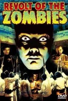 Ver película La rebelión de los zombies
