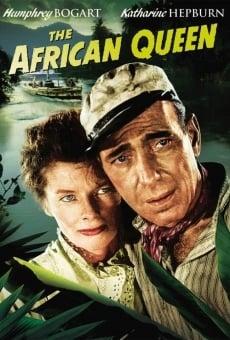 Ver película La reina de África