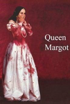 La reine Margot online