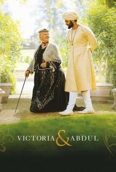 Ver película La reina Victoria y Abdul