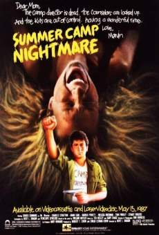 Summer Camp Nightmare online kostenlos
