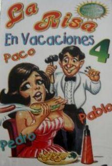 La risa en vacaciones 4 en ligne gratuit