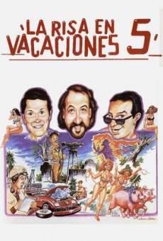 Ver película La risa en vacaciones 5