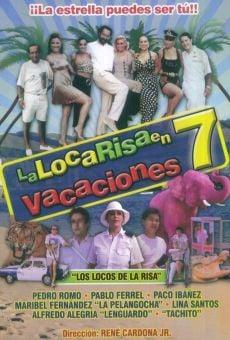 La loca risa en vacaciones 7 gratis