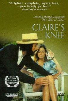 Il ginocchio di Claire online