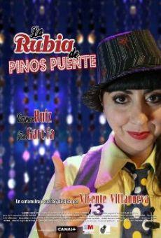 La rubia de Pinos Puente online kostenlos