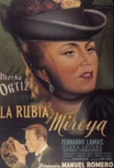 Ver película La Rubia Mireya