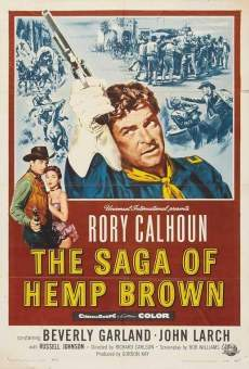 The Saga of Hemp Brown on-line gratuito