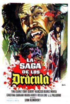 La saga de los Drácula gratis
