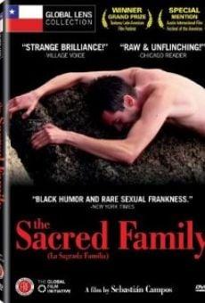 La sagrada familia gratis