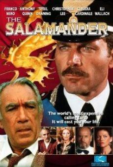 Ver película La salamandra roja