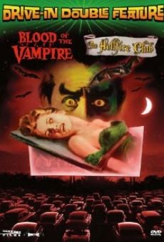 Blood of the vampire on-line gratuito