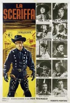 La sceriffa on-line gratuito