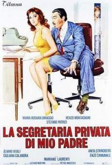 Ver película La secretaria privada de mi padre