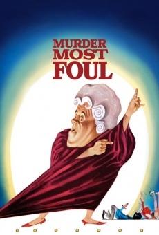 Murder Most Foul online kostenlos