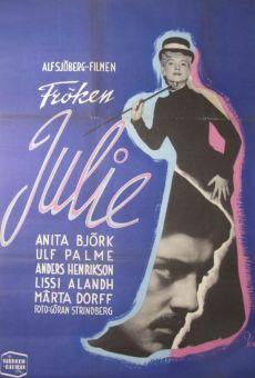 Fröken Julie gratis