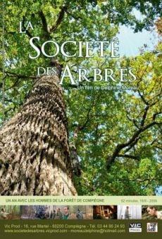 La société des arbres online kostenlos