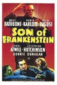 Le fils de Frankenstein en ligne gratuit
