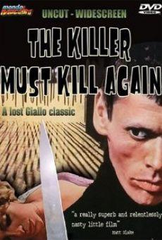 L'assassino è costretto ad uccidere ancora en ligne gratuit