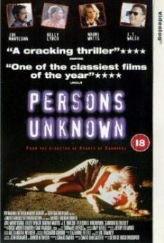 Persons Unknown online kostenlos