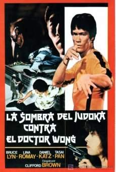La sombra del judoka contra el doctor Wong gratis