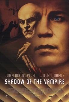 La sombra del vampiro online gratis
