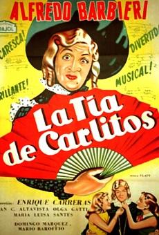 La tía de Carlitos en ligne gratuit