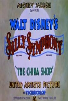 Walt Disney's Silly Symphony: The China Shop on-line gratuito