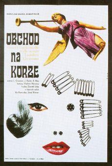 Ver película La tienda de la Calle Mayor