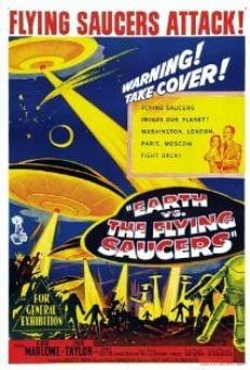 Ver película La Tierra contra los platillos volantes