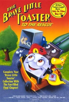The Brave Little Toaster to the Rescue en ligne gratuit