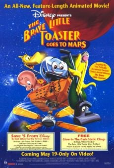 The Brave Little Toaster Goes to Mars on-line gratuito
