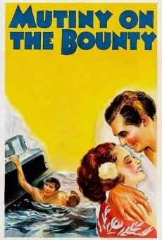 Ver película La tragedia de la Bounty