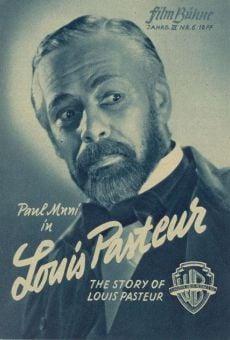 Ver película La tragedia de Louis Pasteur