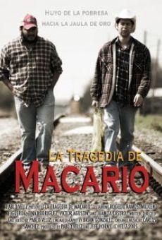 La tragedia de Macario en ligne gratuit