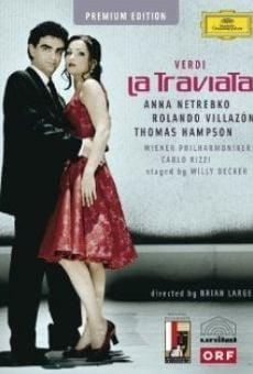 Ver película La traviata