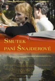La tristeza de la señora Snajdrové en ligne gratuit