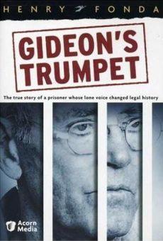 La trompeta de Gedeon online